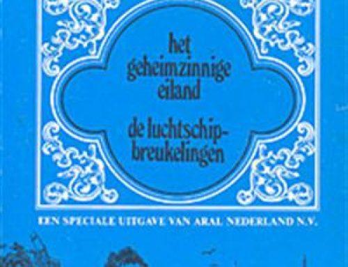 Het geheimzinnige eiland de luchtschipbreukelingen – Jules Verne