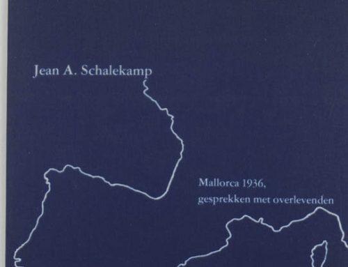Van een eiland kun je niet vluchten – Jean Schalekamp