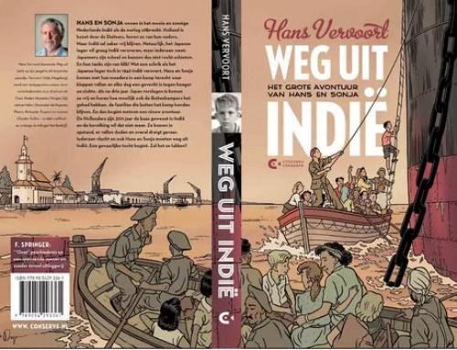 Weg uit Indië – Hans Vervoort