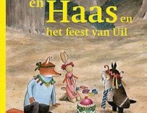 Vos en Haas en het feest van Uil – Sylvia Van den Heede